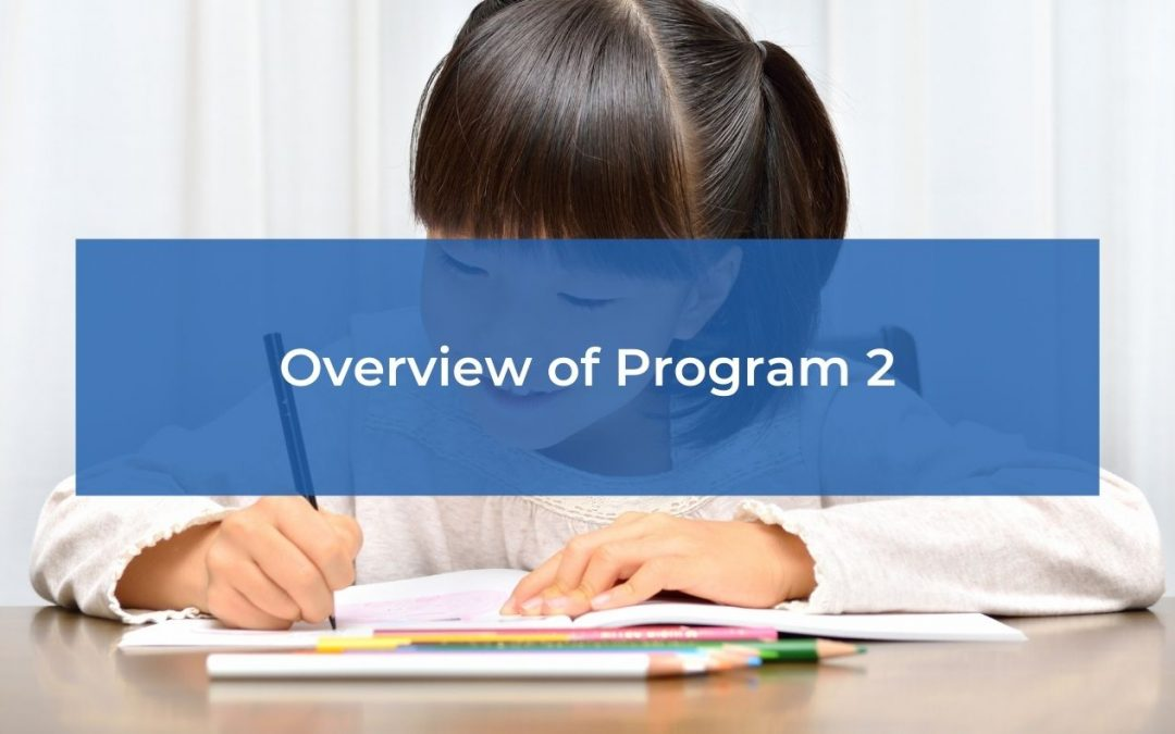 Overview of Program 2