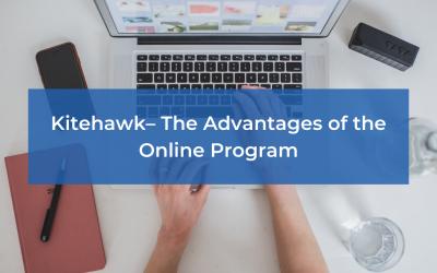 Kitehawk – The Advantages of the Online Program