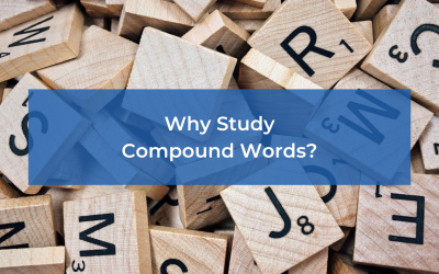Why Study Compound Words?